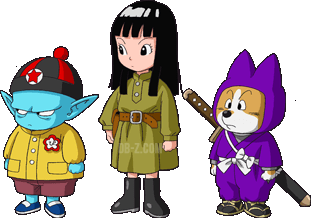 Dragon Ball Z - Battle of Gods : Pilaf Mai Shu