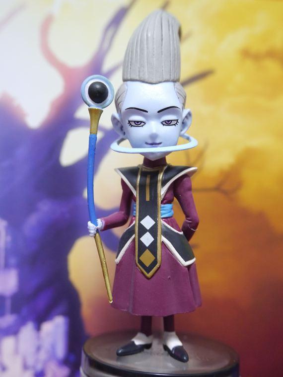 Aper u des mini figurines du film dbz 39 battle of gods 39 - Dragon ball z 187 ...