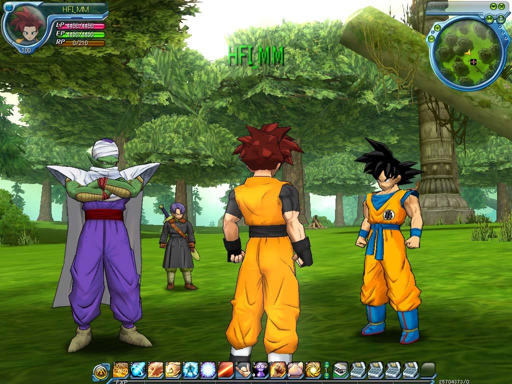 telecharger jeux dragon ball z pc