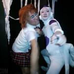 DBZ Halloween Freezer
