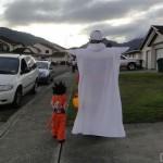 DBZ Halloween Piccolo Gohan