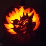 DBZ Halloween