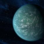 Kepler 22b Namek