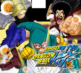 Dragon Ball Kai 110 VOSTFR