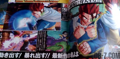 Dragon ball z ultimate tenkaichi otro scan de jump apps directories