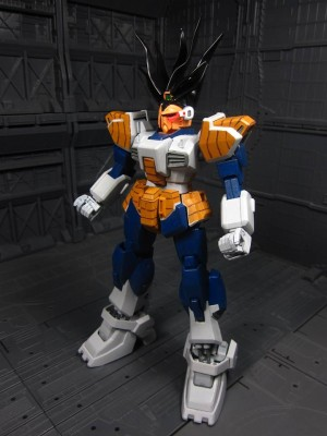 Gundam Dragon Ball Vegeta