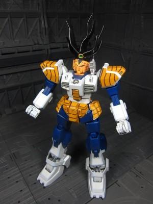 Gundam Dragon Ball Vegeta