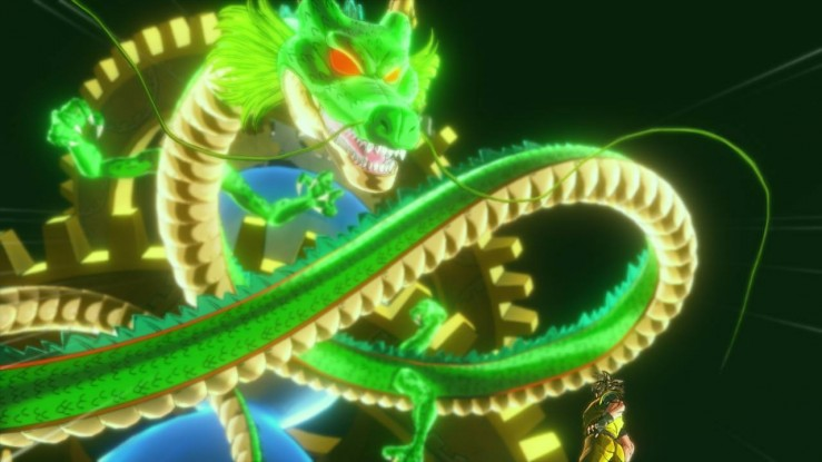 Dragon Ball Xenoverse : Shenron