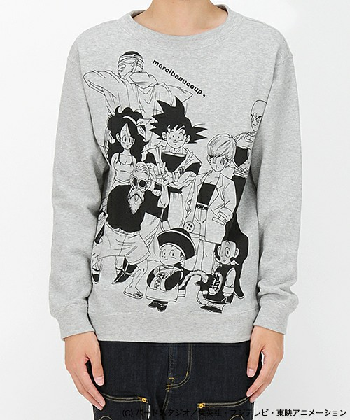 Tshirt Dragon Ball Mercibeaucoup 19