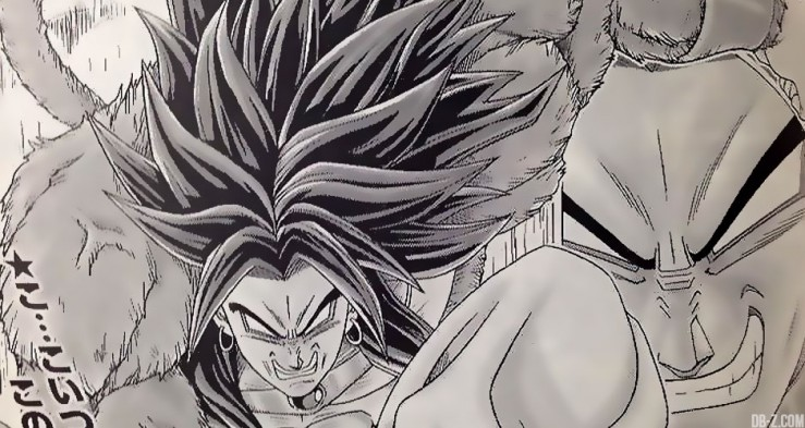 Broly Super Saiyan 4 (Dragon Ball Heroes)