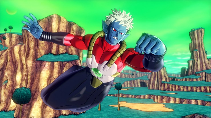 Dragon Ball Xenoverse Battle_with_Mira_1_1411035844