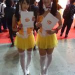 Dragon Ball Xenoverse TGS 2014 babes 1