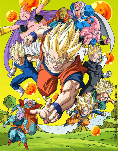 dragon ball z version francaise