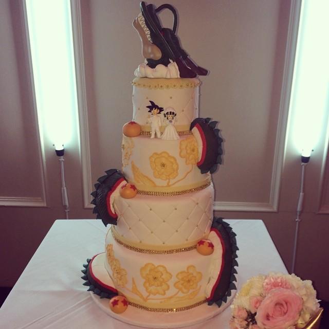 Welsh Wedding Cake