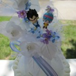 dragon ball gateau mariage