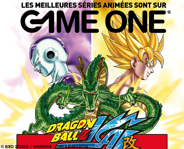 Dragon Ball Kai en VF