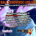 Dragon Ball Xenoverse Live Twitch
