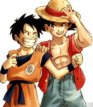 Goku Luffy