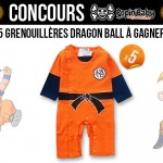 vetement bebe dragon ball