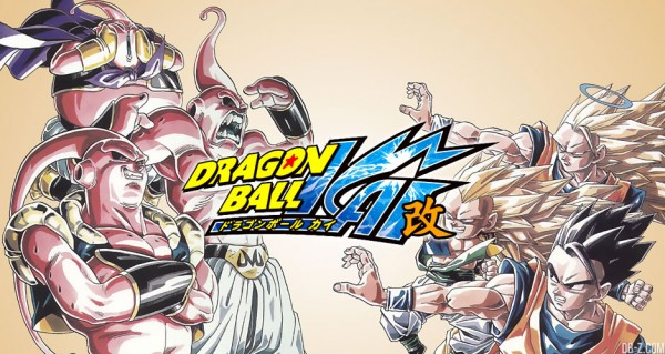 Dragon Ball Kai : Saga Buu
