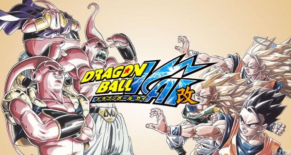 Dragon Ball Kai : Saga Buu