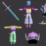 Dragon Ball Xenoverse Costumes Accessoires
