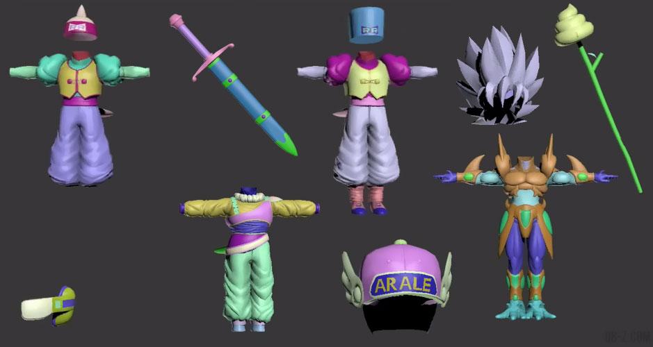 Dragon Ball Xenoverse Costumes Et Accessoires Garden