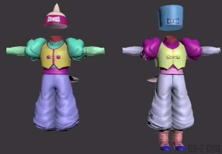 Dragon Ball Xenoverse : Costumes de Cyborgs