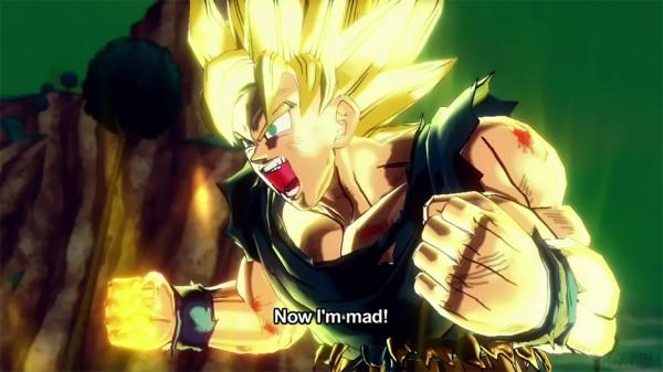 Dragon Ball Xenoverse : Goku Super Saiyan