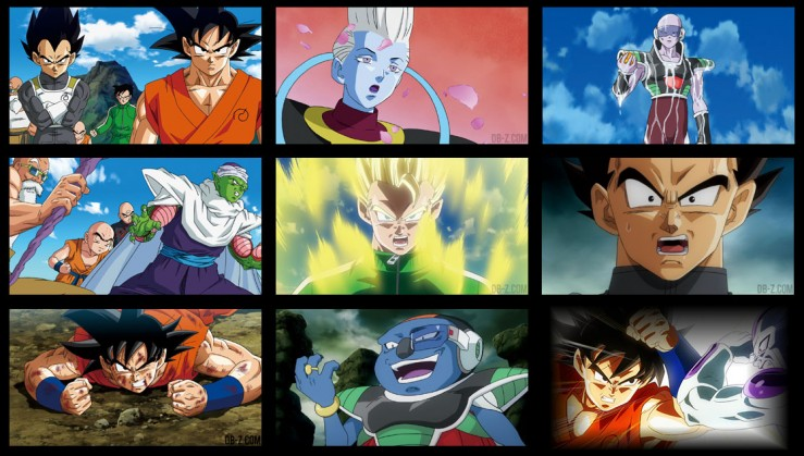 Film Dragon Ball Z - Resurrection F