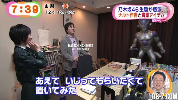 Masashi Kishimoto Dragon Ball