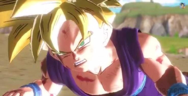 Dragon Ball Xenoverse : Gohan Super Saiyan