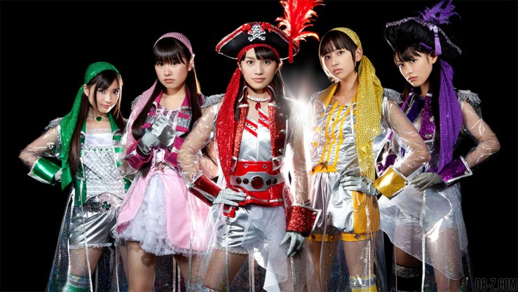 Momoiro Clover Z Dragon Ball Z