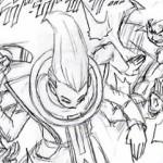 DBZ Fukkatsu no F : Whis Goku Vegeta
