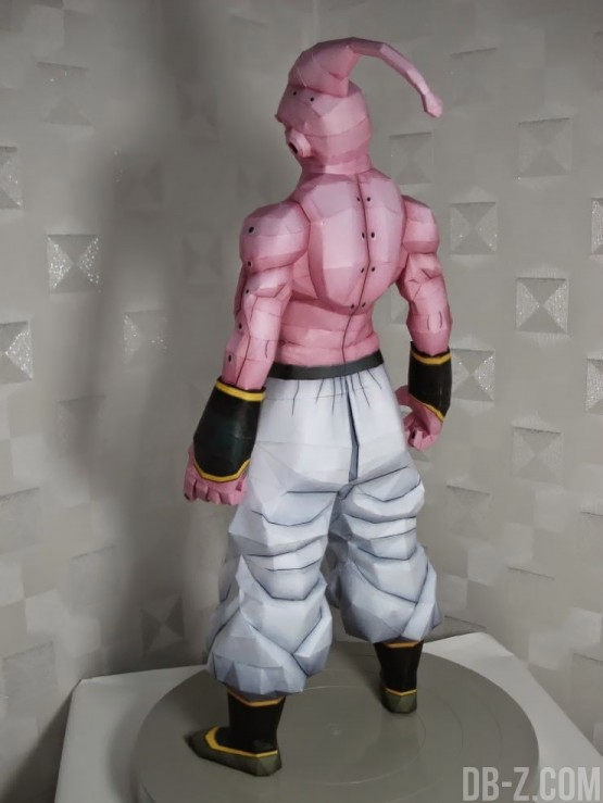 Dragon Ball Papercraft : Majiin Buu 2nde forme