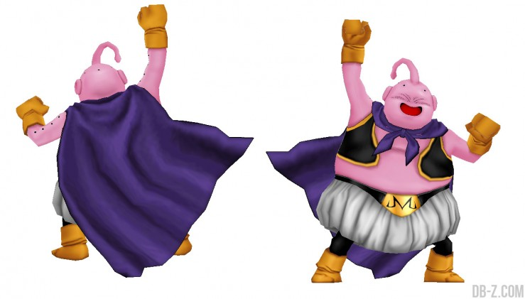 Dragon Ball Papercraft : Majin Buu