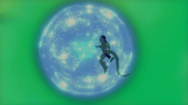 Dragon Ball Xenoverse - Adieu Freezer