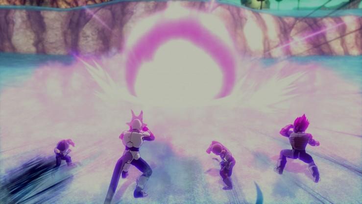 Dragon Ball Xenoverse - Freezer contre-attaque