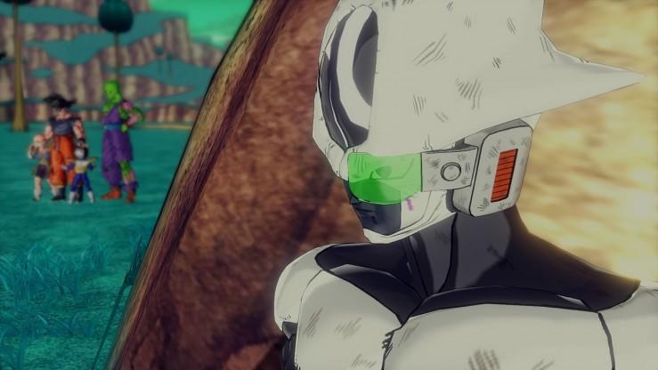 Dragon Ball Xenoverse - La paix est revenue