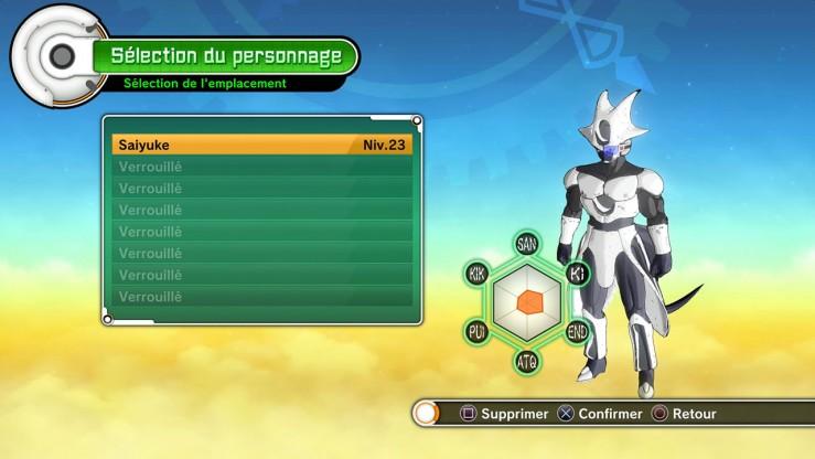 Dragon Ball Xenoverse - Saiyuke