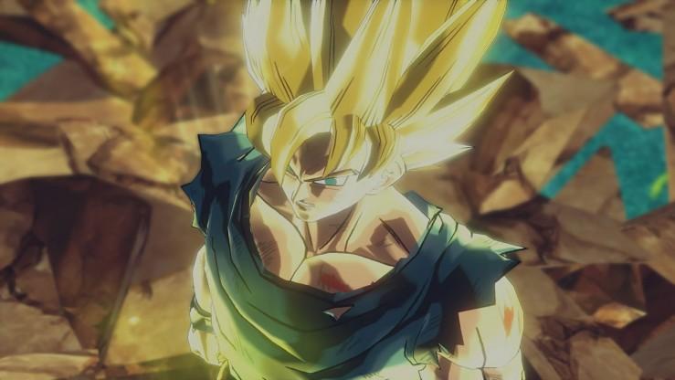 Dragon Ball Xenoverse - Super Saiyan