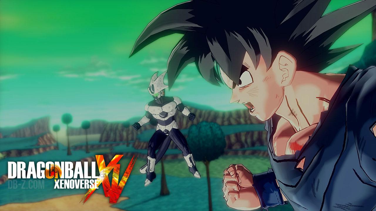 Dragon Ball Z Xenoverse XV ita - YouTube