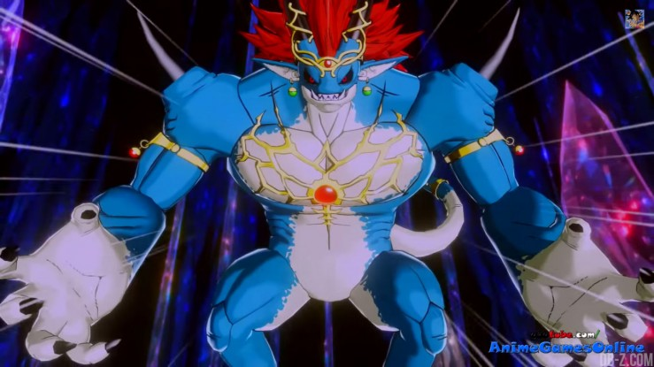 Dragon Ball Xenoverse : Transformation de Demigra