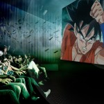 Dragon Ball Z Résurrection F en 4DX