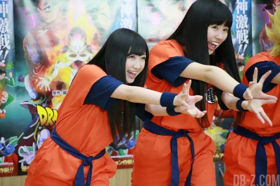 Momoiro Clover z Masako Nozawa 4