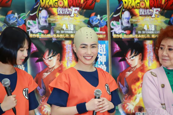 Momoiro Clover z Masako Nozawa