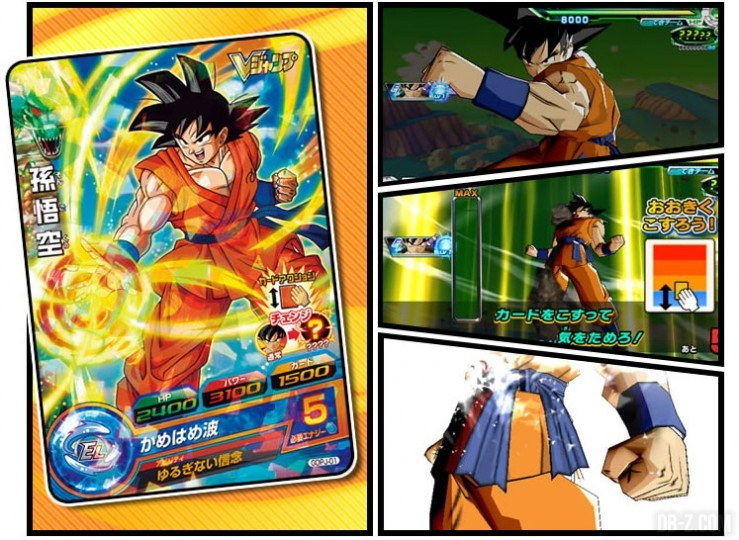 DBZ Goku nouvelle transformation