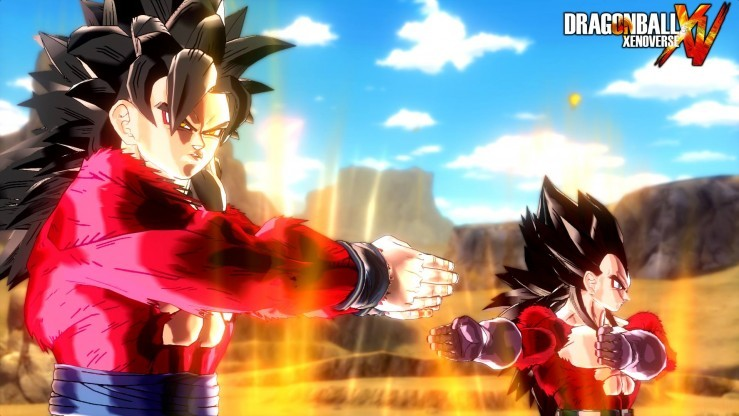 Dragon Ball Xenoverse DLC 2 1