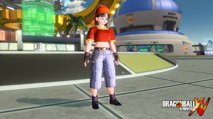 Dragon Ball Xenoverse DLC 2 12