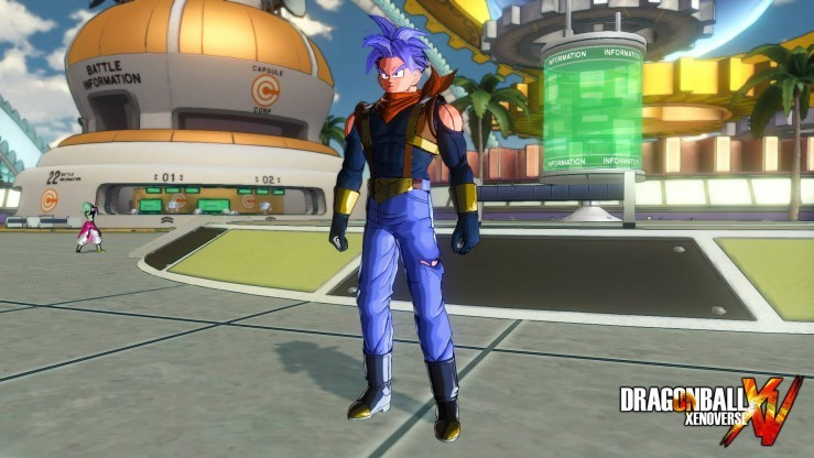 Dragon Ball Xenoverse DLC 2 17